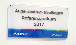 Zertifizierungen Dr. Reinhard Reutlingen