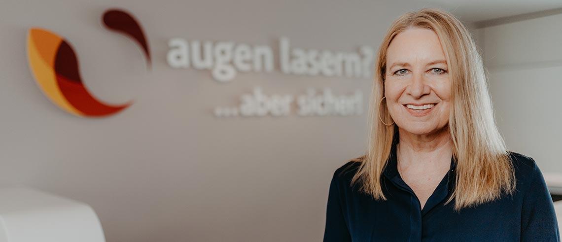 Augenspezialistin - Kirsten Reinhard